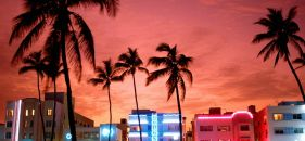 South Beach: A Tropical Location Close to Home