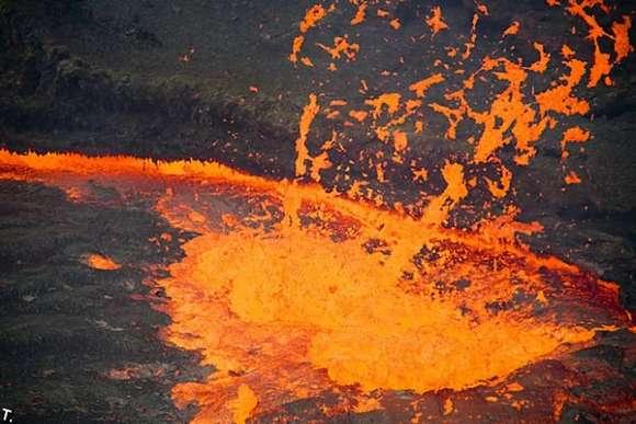 Erta Ale Ethiopia lake 18 Erta Ale Ethiopia Lava Lake