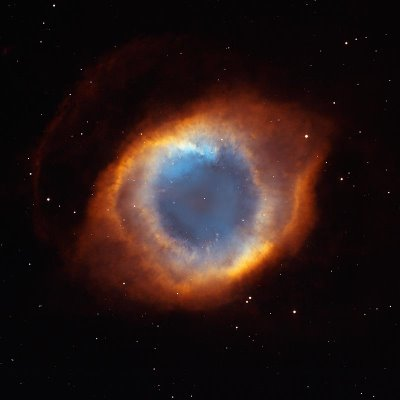 HelixNebula HST Top 5 Coolest Things In Space
