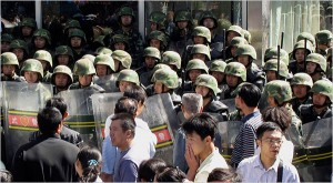 03china2 600 300x165 New Protests Reported in Restive Chinese Region