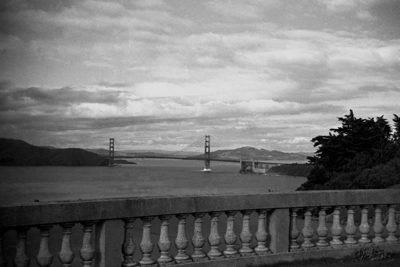 San Francisco 1941 26 Trip in San Francisco 1941