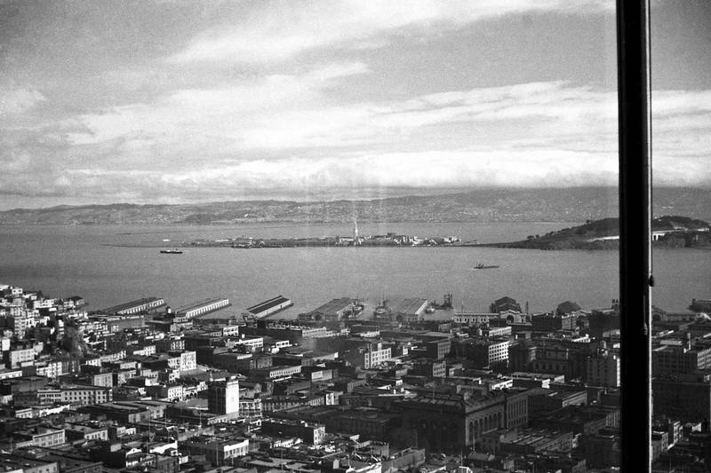 San Francisco 1941 5 Trip in San Francisco 1941