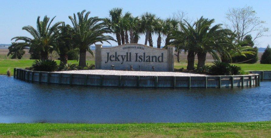 jekyll island georgia Amazing American Island Beach