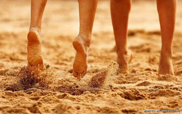 on sand 10 On Sand