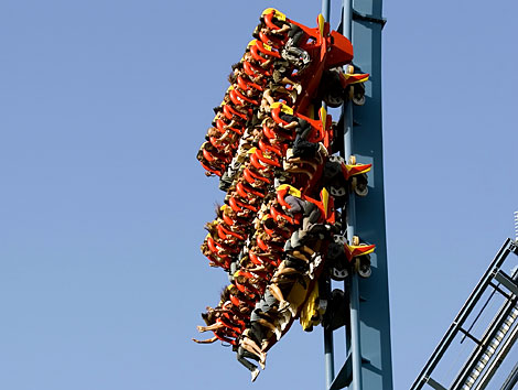 2 Griffon 5 Best Roller Coasters in America