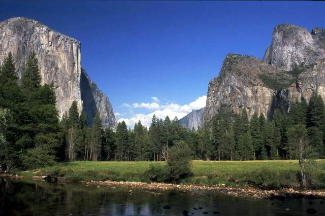 Yosemite national park 10 most beautiful national parks in usa