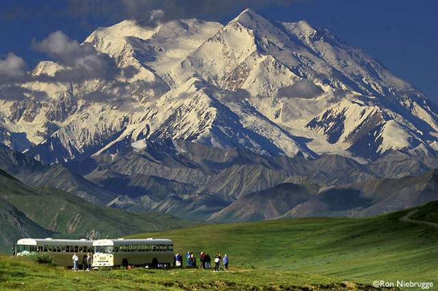 4 Denali National Park 10 Most Beautiful National Parks in USA
