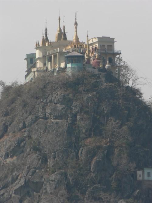 4 Taung Kalat Monastery  The Incredible Taung Kalat Monastery