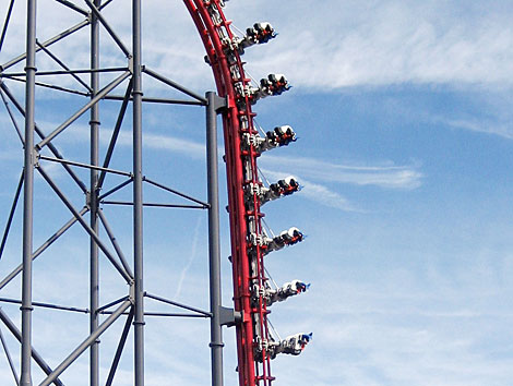 4 X2 5 Best Roller Coasters in America