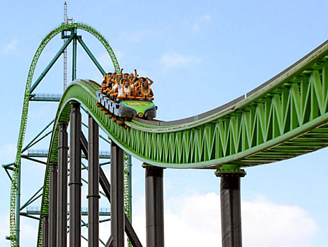 5 Kingda Ka 5 Best Roller Coasters in America