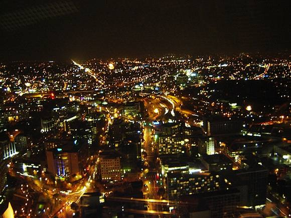 aukland 10 Best Night Life Cities