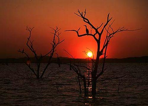 1 kariba sunset Lake Kariba Sunset