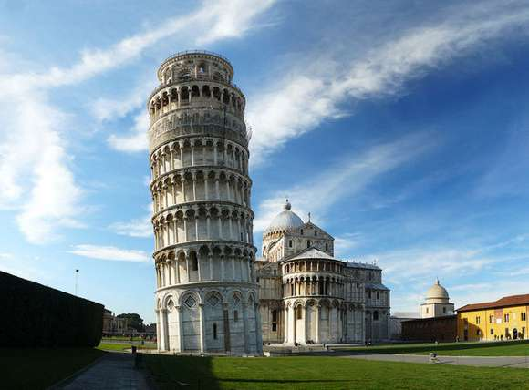 13 leaning tower of pisa la torre di pisa pisa italy 70 4 Beautiful Italy destinations