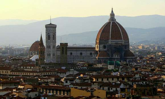 14 duomo cathedral of santa maria del fiore florence italy 95 4 Beautiful Italy destinations