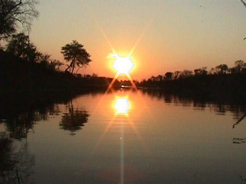 3 kariba sunset Lake Kariba Sunset