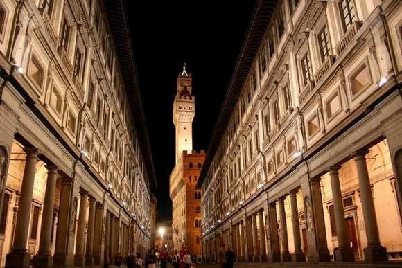 3 uffizi gallery galleria degli uffizi florence italy 100 4 Beautiful Italy destinations