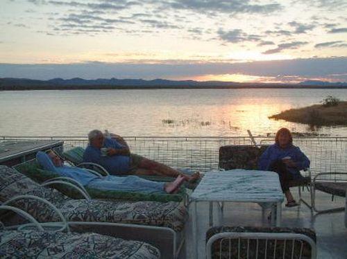 6 kariba sunset Lake Kariba Sunset