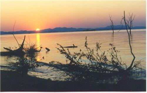 7 kariba sunset Lake Kariba Sunset