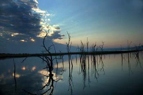 8 kariba sunset Lake Kariba Sunset