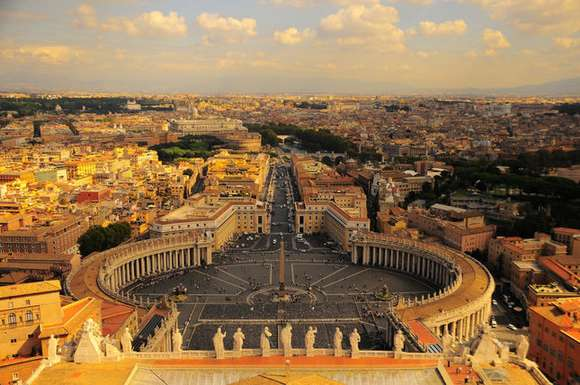 9 vatican rome italy 90 4 Beautiful Italy destinations