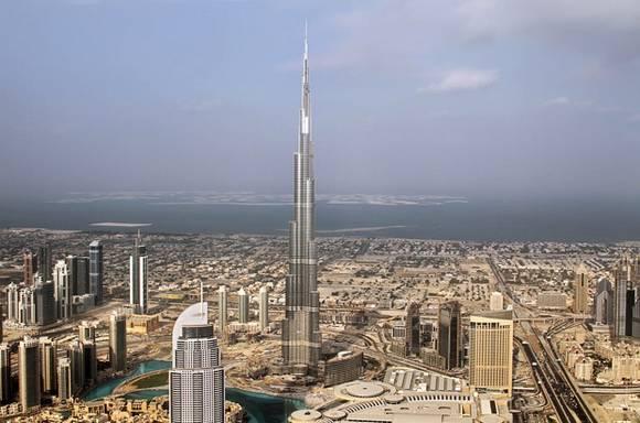 Burj Dubai tallest skyscraper 1 The Tallest Skyscraper In The World   Burj Dubai