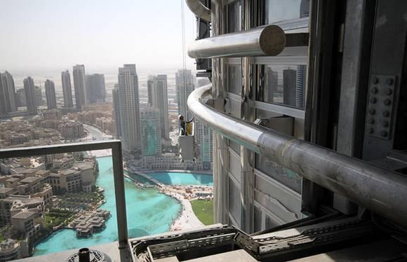 Burj Dubai tallest skyscraper 2 The Tallest Skyscraper In The World   Burj Dubai
