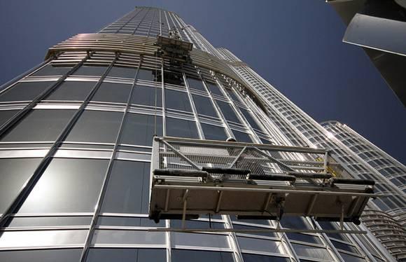 Burj Dubai tallest skyscraper 9 The Tallest Skyscraper In The World   Burj Dubai