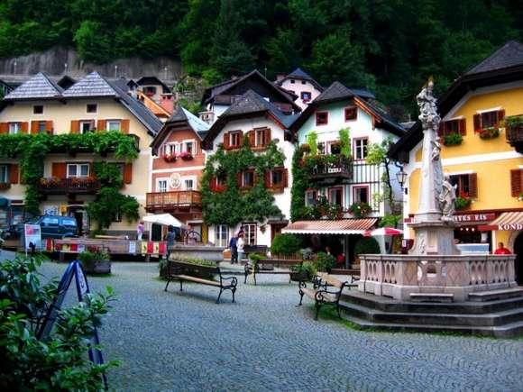 Hallstatt travel austria 3 Hallstatt Austria