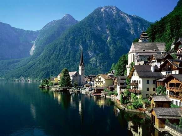 Hallstatt travel austria 5 Hallstatt Austria