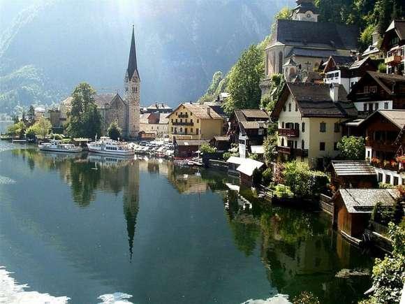 Hallstatt travel austria 6 Hallstatt Austria