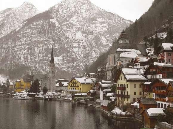 Hallstatt travel austria 8 Hallstatt Austria