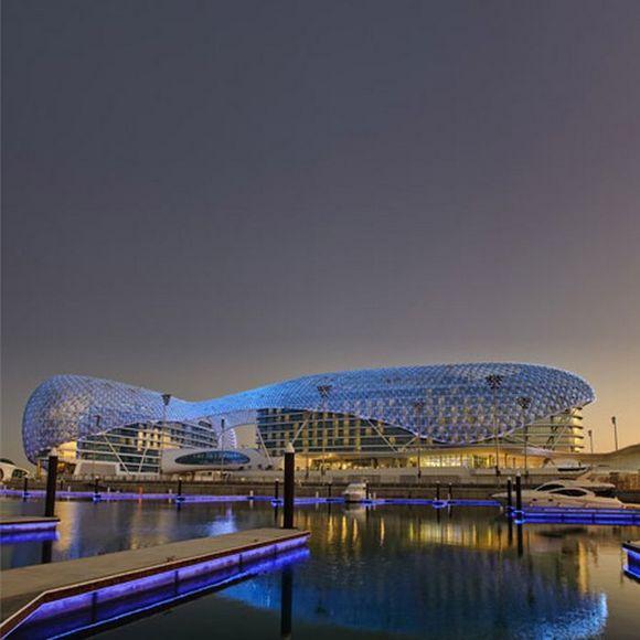 Hote Yas Abu Dhabi 1 Yas Marina Hotel Abu Dhabi