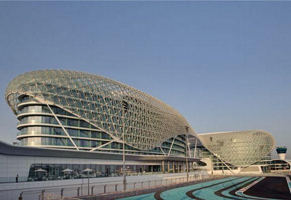 Hote Yas Abu Dhabi 12 Yas Marina Hotel Abu Dhabi