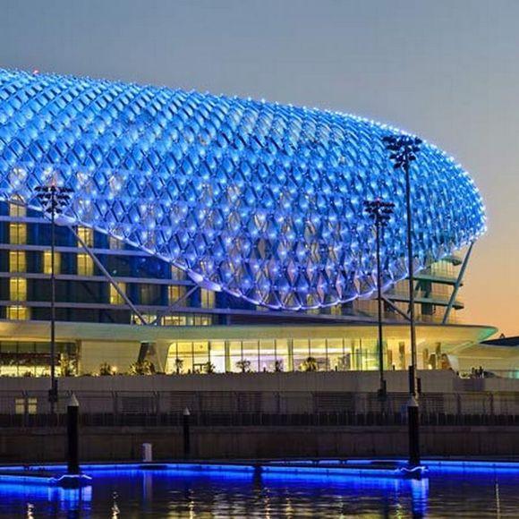 Hote Yas Abu Dhabi 3 Yas Marina Hotel Abu Dhabi