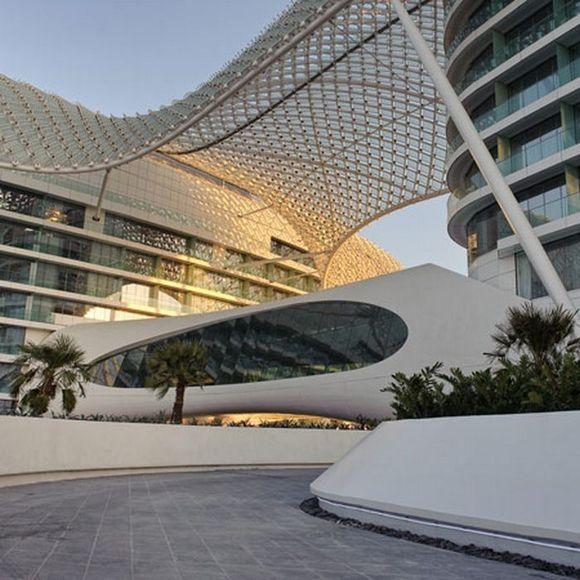 Hote Yas Abu Dhabi 7 Yas Marina Hotel Abu Dhabi