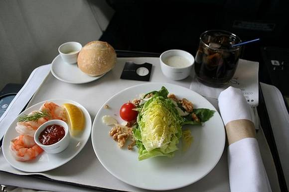 first class meals 3 Combo Meals From The First Class