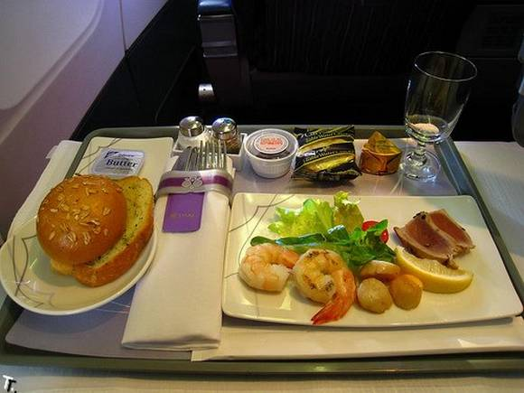first class meals 4 Combo Meals From The First Class