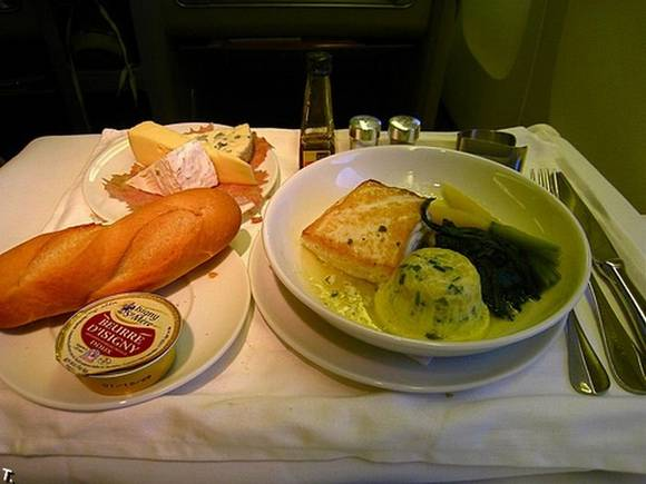 first class meals 5 Combo Meals From The First Class