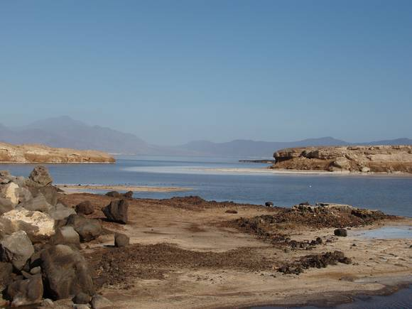 4 Africa Lake Assal The Worlds Lowest Points by Continets