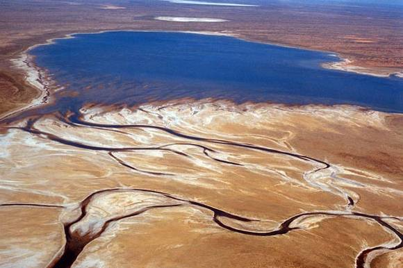 7 Australia Lake Eyre The Worlds Lowest Points by Continets