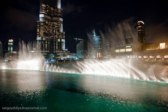 Dubai Fountain Show 7 Dubai Fountain Show