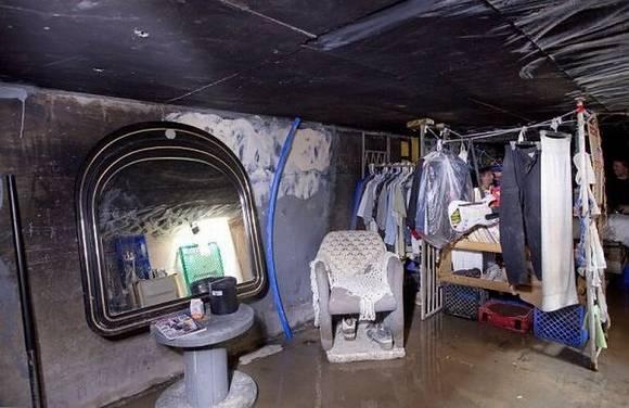 Las Vegas underground life 10 Life in Las Vegas Underground tunels