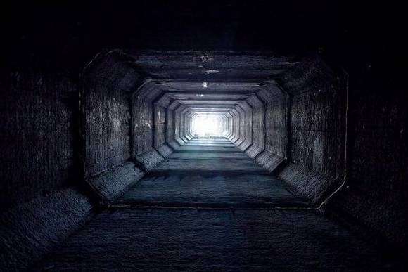 Las Vegas underground life 12 Life in Las Vegas Underground tunels