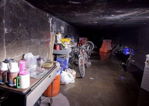 Las Vegas underground life 3 Life in Las Vegas Underground tunels