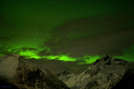 Northern Lights Over Norway Amazing Time Lapse Video Of The Northern Lights