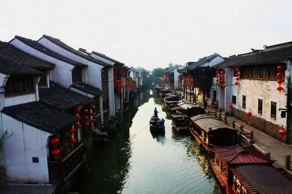 Suzhou China travel 2 Trip to Suzhou in China