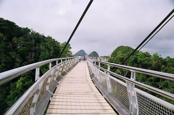 The Malaysia Sky Bridge11 The Malaysia Sky Bridge