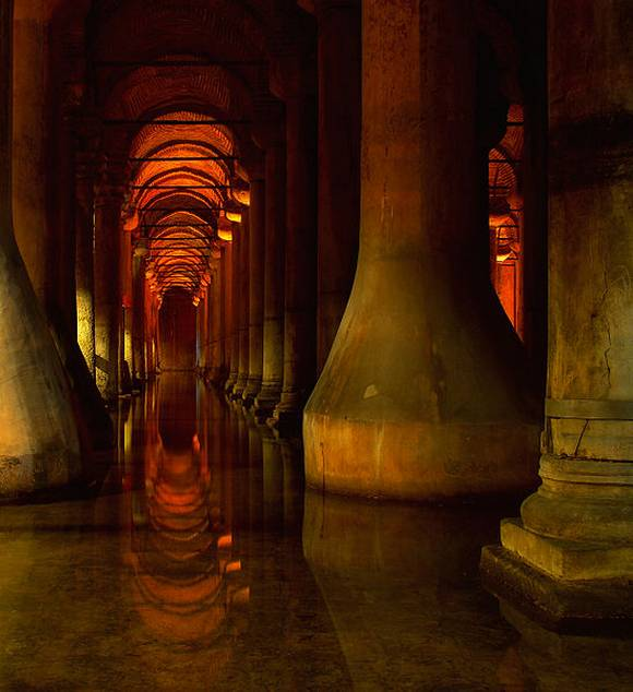 Istanbul Basilica Cistern 1 Basilica Cistern