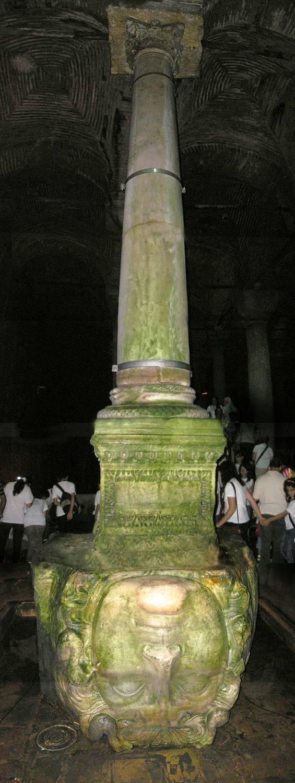 Istanbul Basilica Cistern 2 Basilica Cistern