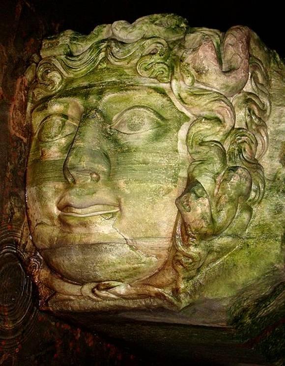 Istanbul Basilica Cistern 3 Basilica Cistern